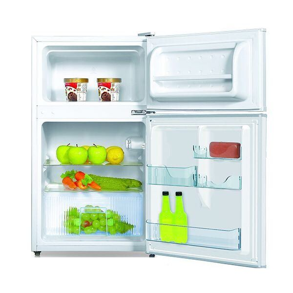 Midea Double Door Bar Fridge Hd 113fn