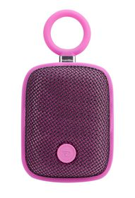 Dreamwave Bubble Pod Bluetooth Speaker - Pink