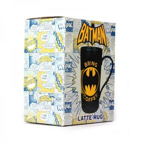 Batman - Bring Coffee Latte Mug