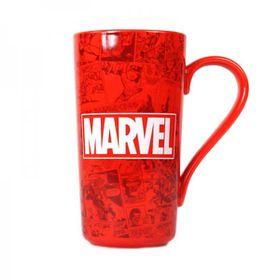Marvel - Marvel Logo Latte Mug
