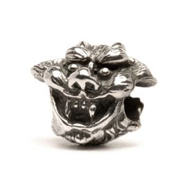 Trollbeads Angel & Demon Sterling Silver Bead