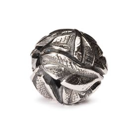 Trollbeads Angel's Feather's Sterling Silver Bead