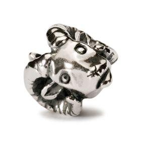 Trollbeads Aries Sterling Silver Bead