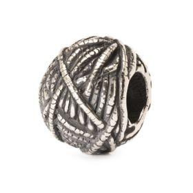 Trollbeads Ball of Yarn Sterling Silver Bead