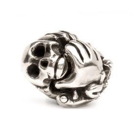Trollbeads Bead of Fortune Sterling Silver Bead