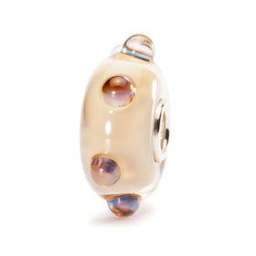 Trollbeads Beige MoonStone Glass