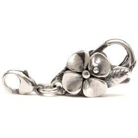 Trollbeads Big Flower Lock Sterling Silver