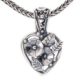 Trollbeads Boheme Pendant - Silver