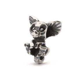 Trollbeads Chihuahua Sterling Silver Bead