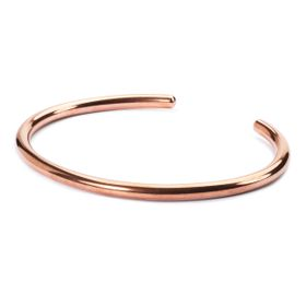 Trollbeads Bangle - Copper (Size: XS)