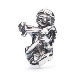 Trollbeads Cupid Sterling Silver Bead
