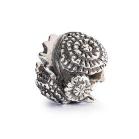 Trollbeads Dandelion Sterling Silver Bead