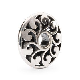 Trollbeads Daylight Sterling Silver Bead