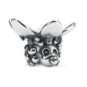 Trollbeads Fairy of Nature Fantasy Pendant - Silver