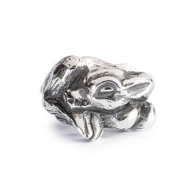 Trollbeads Fawn Sterling Silver Bead