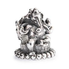 Trollbeads Ganesha Sterling Silver Bead