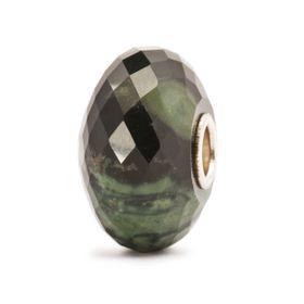 Trollbeads Green Jasper Precious Stone