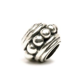 Trollbeads Harmony Sterling Silver Bead