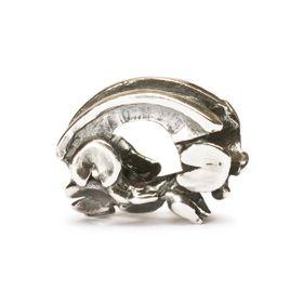 Trollbeads Heaven's Garden Sterling Silver Bead