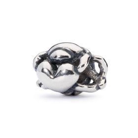 Trollbeads Life & Love Sterling Silver Bead