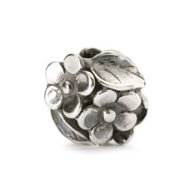 Trollbeads Mom's Bouquet Sterling Silver Bead