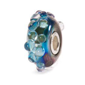 Trollbeads Moon Ocean Glass