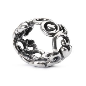 Trollbeads Mother's Garden Silver