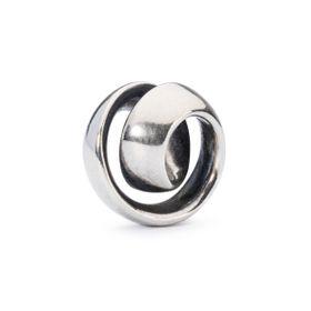 Trollbeads Neverending Sterling Silver Bead