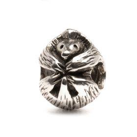 Trollbeads Porcupine Sterling Silver Bead