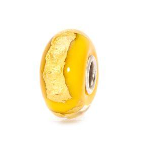Trollbeads Power Chakra Glass & Gold