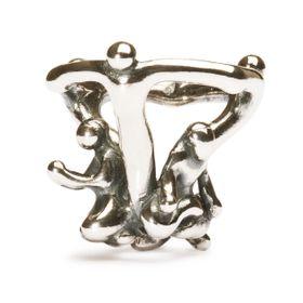 Trollbeads Prayer Fantasy Pendant - Silver