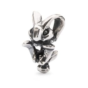 Trollbeads Rabbit of Magic Sterling Silver Bead