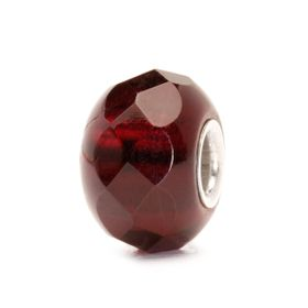 Trollbeads Red Prism Glass