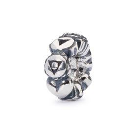 Trollbeads Seven Chakras Sterling Silver Bead