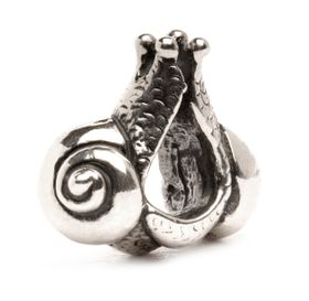 Trollbeads Snails in Love Sterling Silver Bead