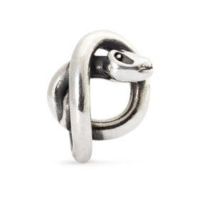 Trollbeads Snake Sterling Silver Bead