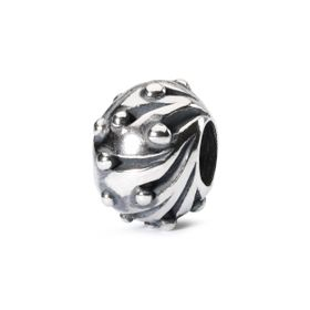 Trollbeads Snowballs Sterling Silver Bead