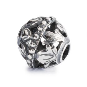 Trollbeads Spiritual Adornment Sterling Silver Bead