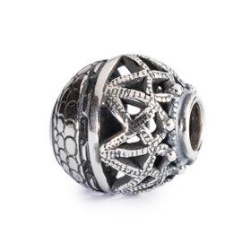 Trollbeads Spiritual Ornament Sterling Silver Bead