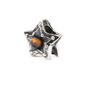 Trollbeads Star of Intuition Sterling Sliver & Stone