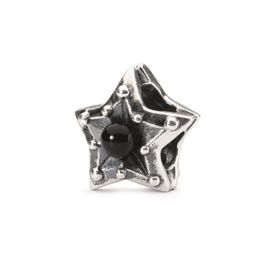 Trollbeads Star of Purity Sterling Sliver & Stone