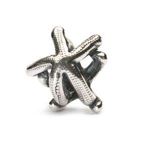 Trollbeads Starfish Sterling Silver Bead