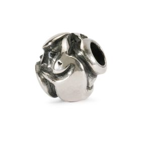 Trollbeads Taurus Sterling Silver Bead