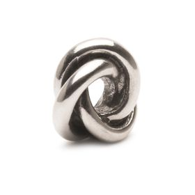 Trollbeads Three in One Sterling Silver Bead
