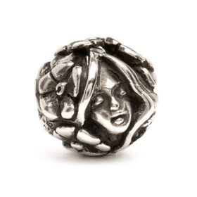 Trollbeads Thumbelina Sterling Silver Bead