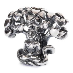 Trollbeads Tree of Awareness Silver