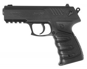 Gamo Semi-Automatic Co2 Air Gas Pistol 4.5mm (Pistola P-27) with Targets & Ammo Set