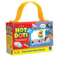 Learning Resources Hot Dots Jr. Problem Solving