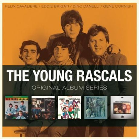 de41b32d566 Young Rascals Original Album Series (Parallel Import - CD)