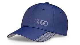 Audi Unisex Baseball Cap Premium - Blue